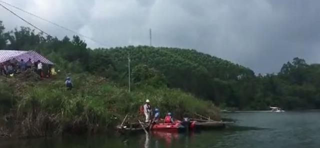屯六水库发生沉船事件
