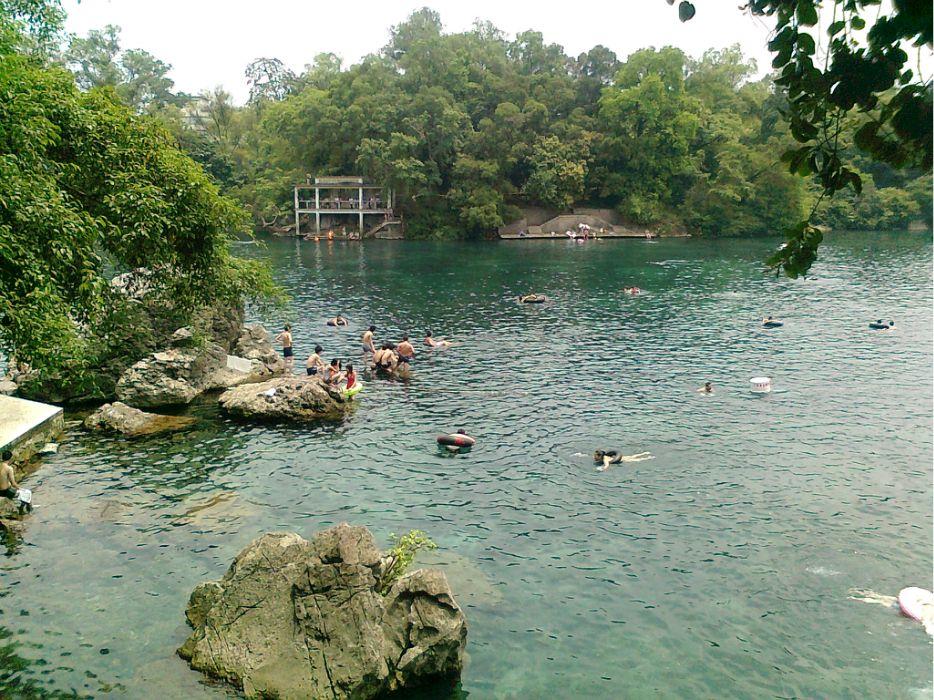 灵水风景区可以游泳吗
