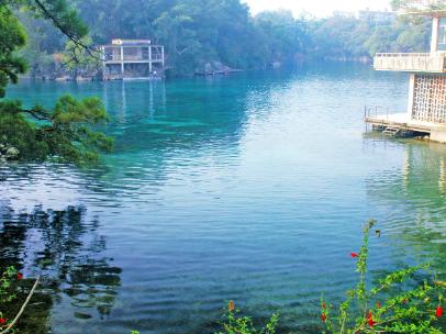 武鸣灵水游泳2019